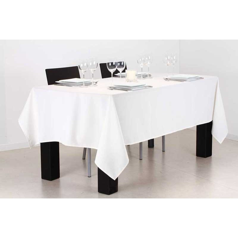 nappe anti t che 140x240cm ivoire. Black Bedroom Furniture Sets. Home Design Ideas