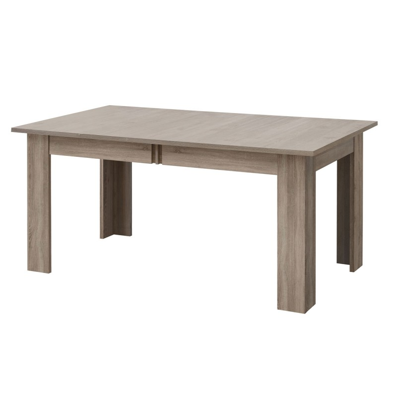 Table de repas extensible boston 138cm ch ne for Table de repas design extensible