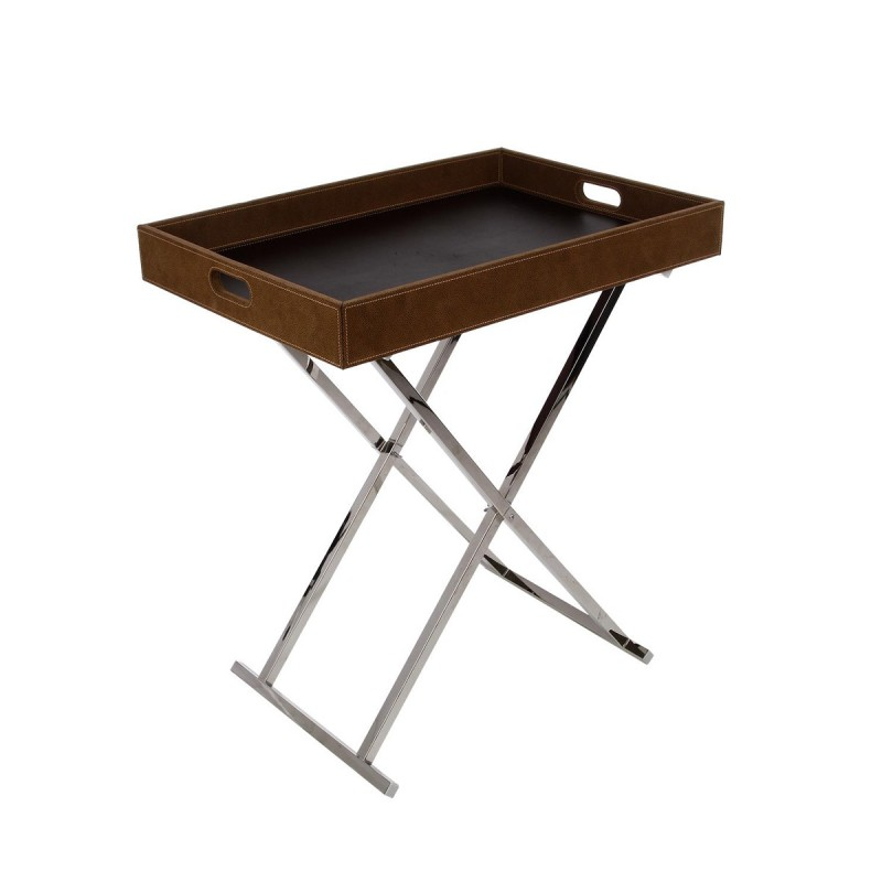 Table d 39 appoint su dine 72cm marron - Table d appoint fly ...
