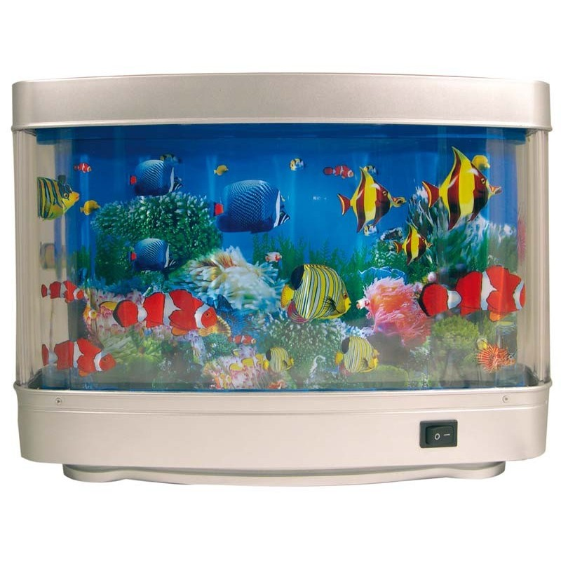 lampe ecran lumineux aquarium. Black Bedroom Furniture Sets. Home Design Ideas