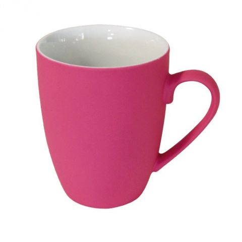 Mug So Soft en Silicone Rose