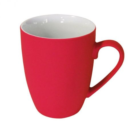 Mug So Soft en Silicone Rouge