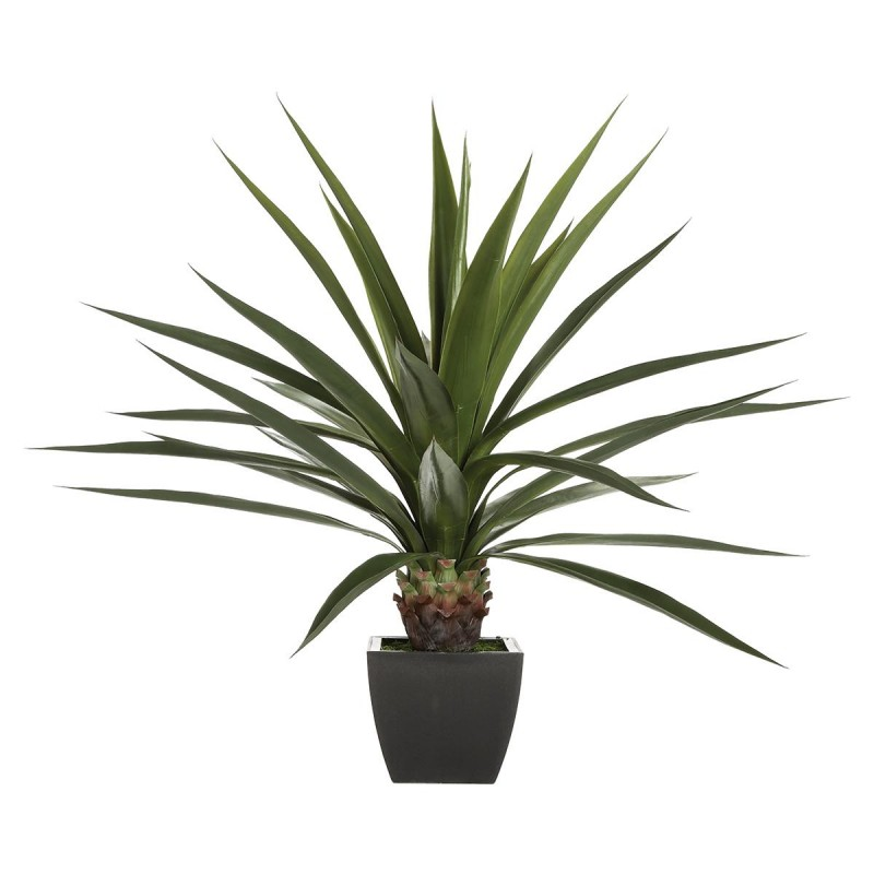 Plante artificielle agave 130cm vert for Plante artificielle