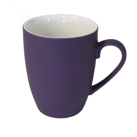 Mug So Soft en Silicone Violet