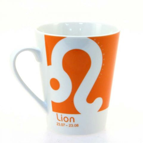 "Mug Zodiaque ""Lion"""
