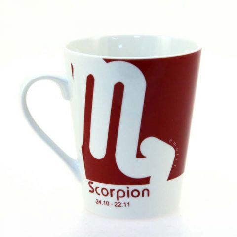 "Mug Zodiaque ""Scorpion"""