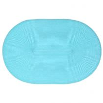 Set de table Ovale Turquoise
