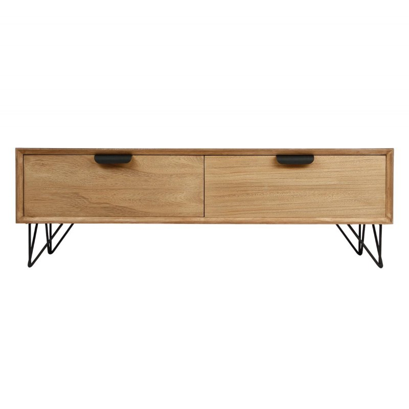 paris prix table basse 2 tiroirs vanto 120cm naturel eur 169 99 picclick fr. Black Bedroom Furniture Sets. Home Design Ideas