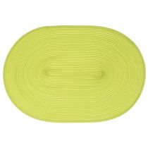 "Set de Table ""Ovale"" 30x45cm Vert"
