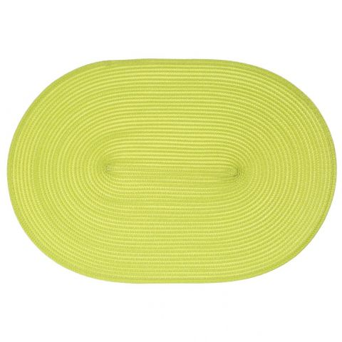 Set de Table Ovale Vert