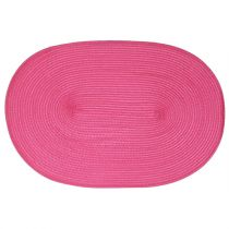 Set de Table Ovale Fuchsia