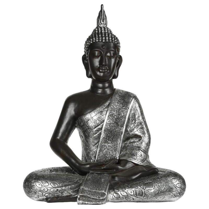 Statue d co bouddha 62cm for Deco bouddha jardin