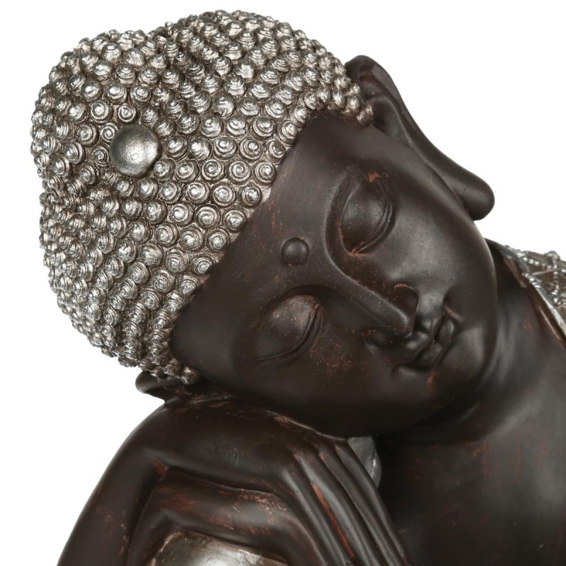 Statue d co bouddha 35cm for Decoration jardin bouddha