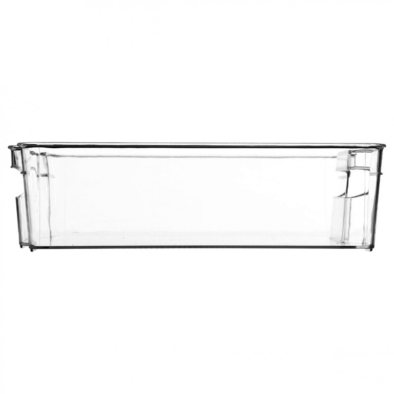 bac de rangement frigo 6l transparent. Black Bedroom Furniture Sets. Home Design Ideas