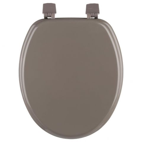 Abattant wc bois taupe - Abattant wc bois ...