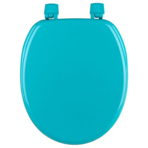 Abattant WC Bois Turquoise