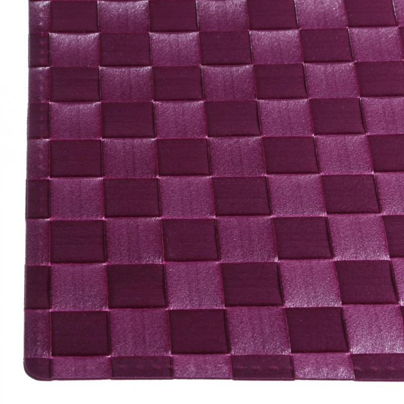 Set de table chic 30x45cm violet for Set de table violet