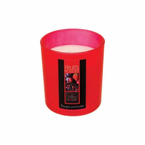 Bougie Parfumée 135g Fruits Rouges
