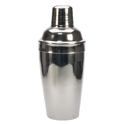 Shaker à Cocktail en Inox 500ml