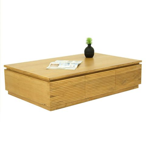 "Table Basse ""Gariss"" Naturel"