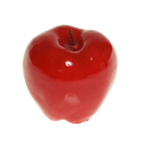 Bougie pomme rouge paris for Decoration pomme rouge
