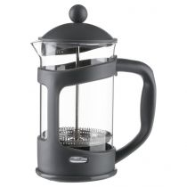Cafetière à Piston 800ml Gris