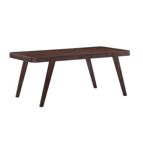 "Table de Repas ""Fredo"" 180cm Marron"