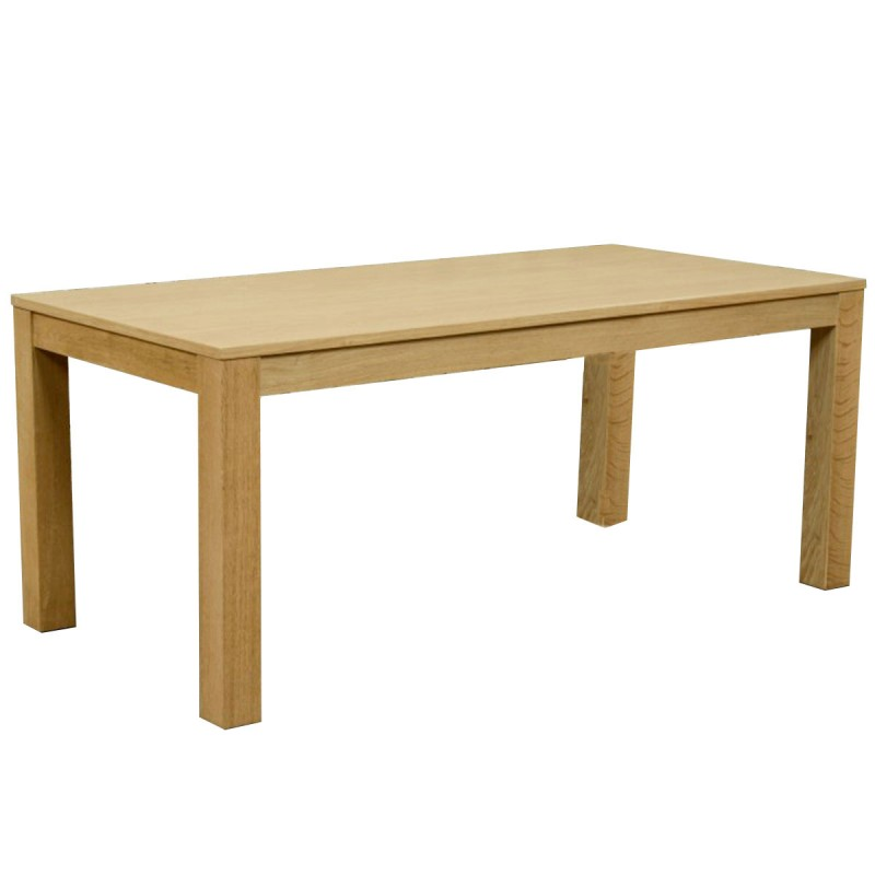 Table de repas extensible kubico 180 230cm ch ne for Table de repas design extensible