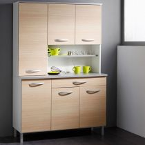 "Buffet de Cuisine ""Smarty"" 120cm Naturel"