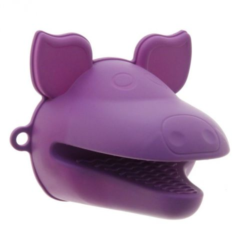 Manique Silicone Animal Violet
