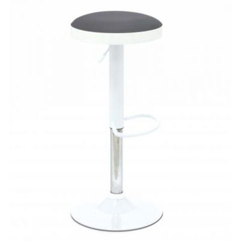 "Tabouret de Bar ""Match"" Gris"