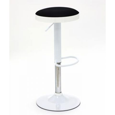 "Tabouret de Bar ""Match"" Noir"