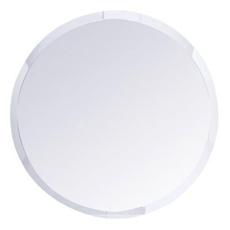 miroir rond xl argent gascity for. Black Bedroom Furniture Sets. Home Design Ideas