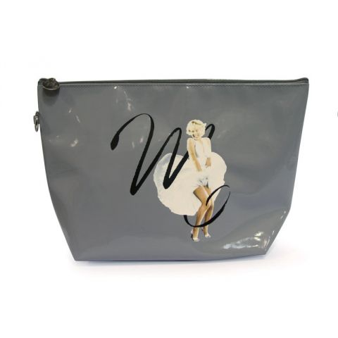 Trousse Marilyn Gris