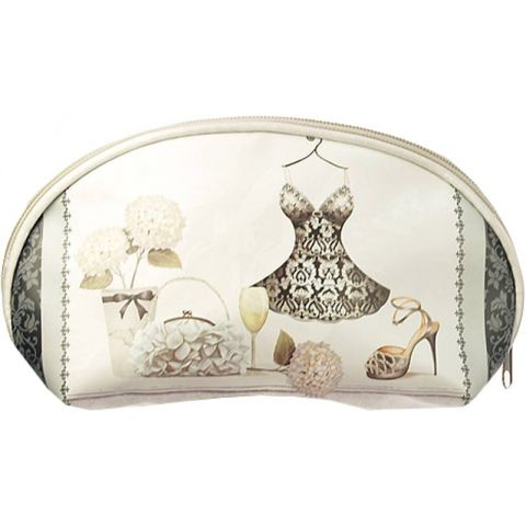 Trousse Maquillage Fashion Blanc