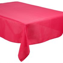 "Nappe Anti-Tâches ""Waterproof"" 140x250cm Rose"