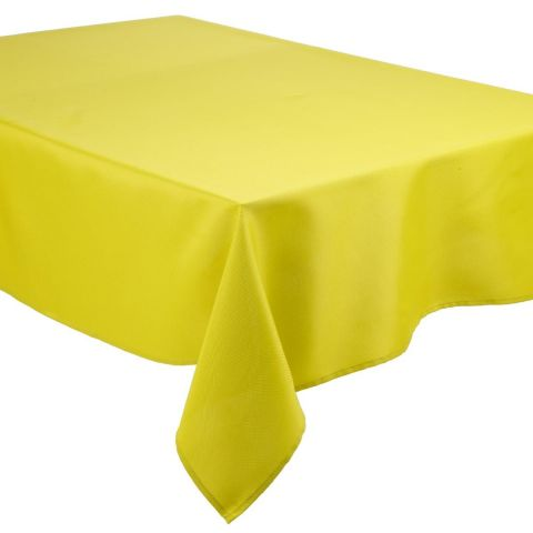 "Nappe Antitache ""Waterproof"" 140x250cm Anis"