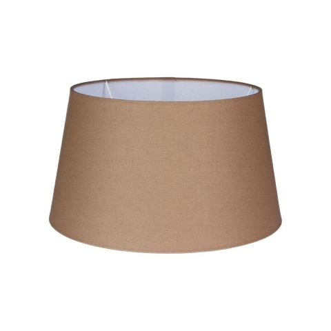 """Abat-Jour """"Rond II"""" 30cm Taupe"""