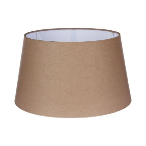 "Abat-Jour ""Rond II"" 35cm Taupe"