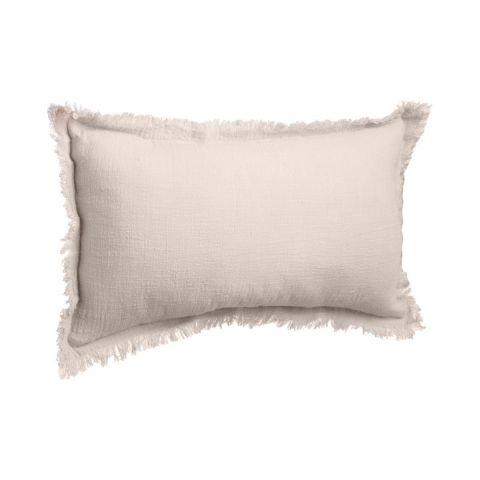 """Coussin """"Camp"""" 30x50cm Lin"""