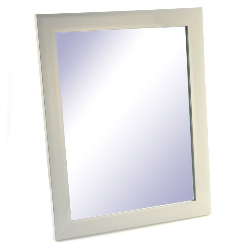 Miroir 30x40cm gris paris for Miroir venitien paris