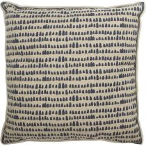 "Coussin ""Craft"" 40x40cm Lin"