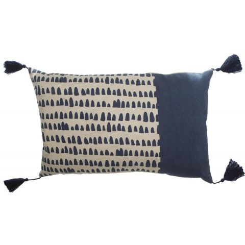 """Coussin """"Craft"""" 30x50cm Lin"""
