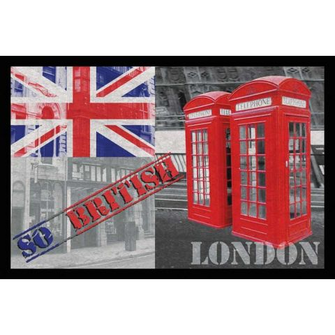 "Tapis 40x60cm ""LONDON"""