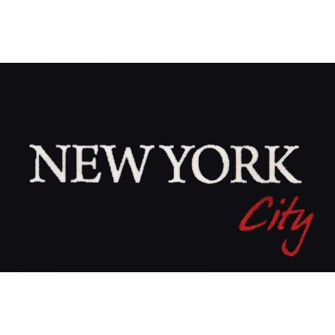 "Tapis 50x80cm ""NEW YORK CITY"""