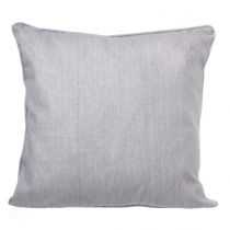 "Coussin ""Isa"" 40x40cm Gris"