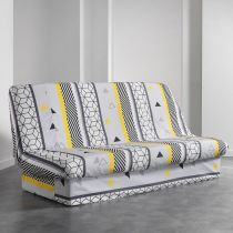 "Housse de Clic-Clac ""Yellow Mix"" Multicolore"