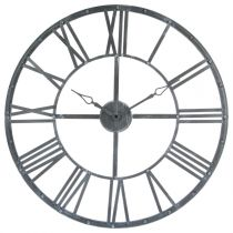 Horloge Murale Design Relief 50cm Naturel