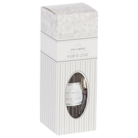 Spray d'Ambiance 100ml Lotus