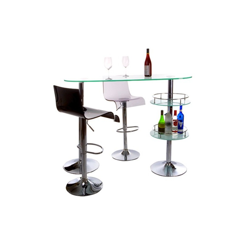 bar design en verre paris. Black Bedroom Furniture Sets. Home Design Ideas